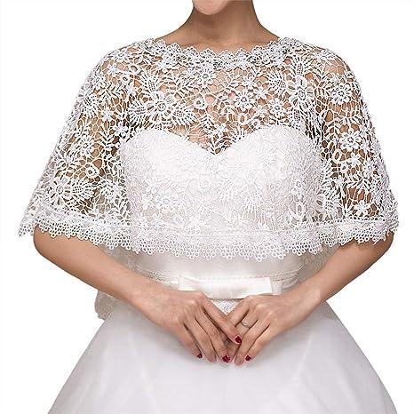 Chal de Novia Shawl Shrug Bridal Bolero Chaquetas Summer ...