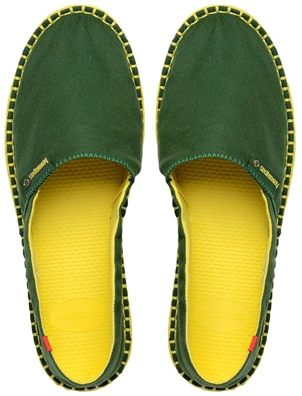 c10a259e1aab2 Havaianas Espadrilles Men Women Origine II  Amazon.co.uk  Shoes   Bags