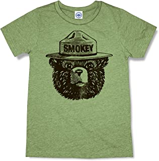 product image for Hank Player U.S.A. Official Smokey Bear Men's T-Shirt