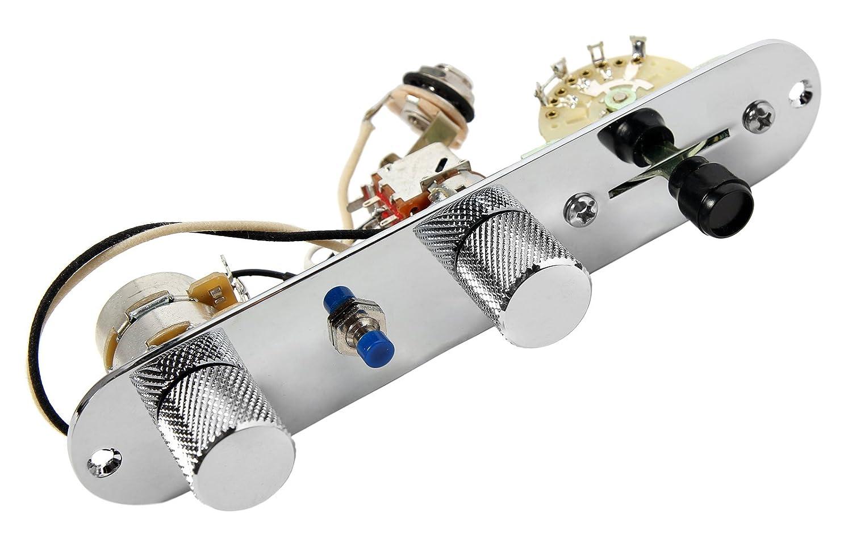 Amazon.com: 920D Fender Tele Plus Jonny Greenwod Style Loaded ...