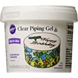 Wilton 704-9987 Clear Piping Gel