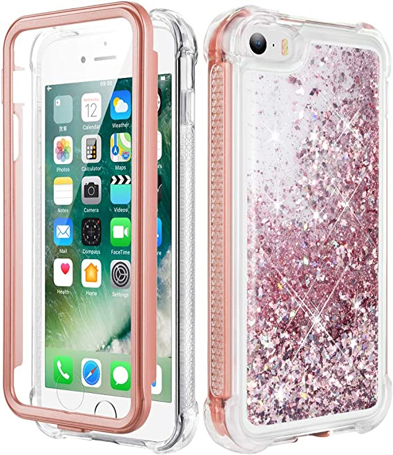cover iphone 5s glitter