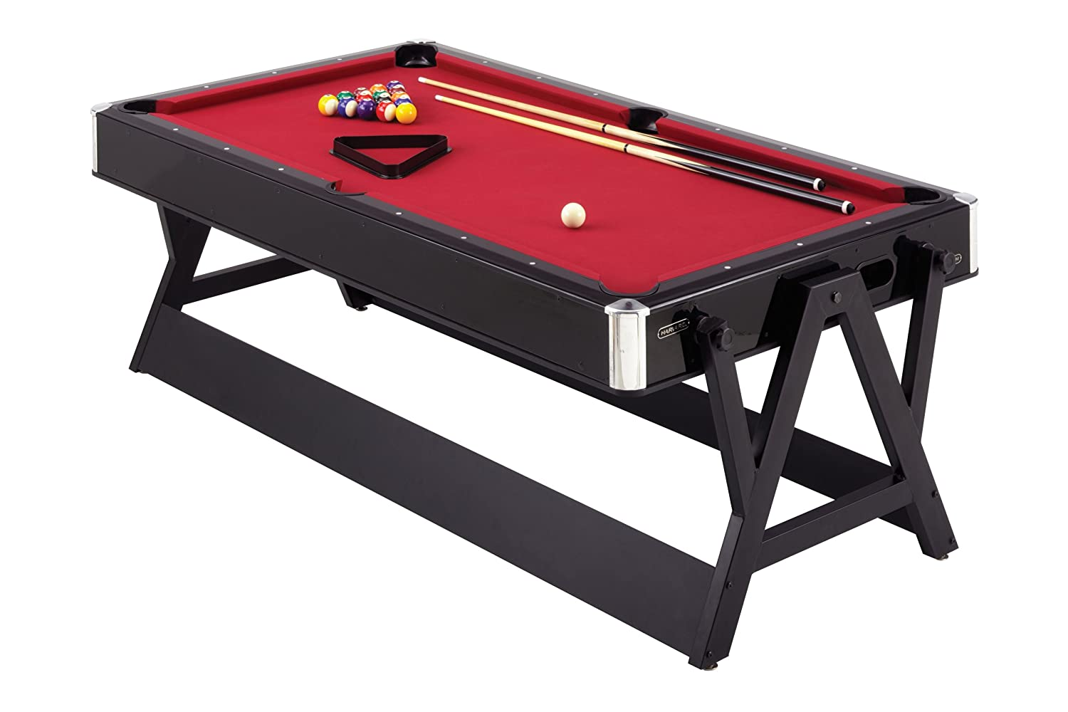 Amazon.com : Harvard 7 Foot Flip Table (Hockey And Pool) : Combination Game  Tables : Sports U0026 Outdoors