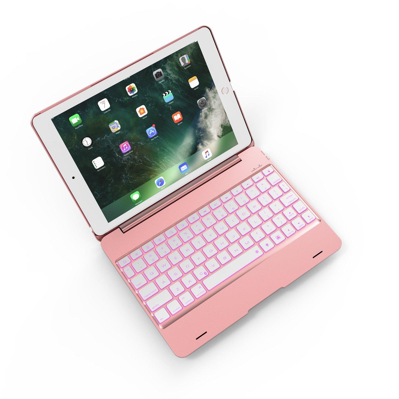 REFURBISHHOUSE Oro Rosa para iPad Pro 9.7 Ordenador portatil ...