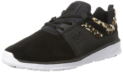 DC Para Hombre, Heathrow Se Shoe, Color Negro, Talla 34 EU M