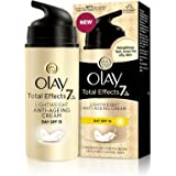 Olay Total Effects 7 in 1 Lightweight Anti Ageing Moisturizer Cream SPF 15, 20g
