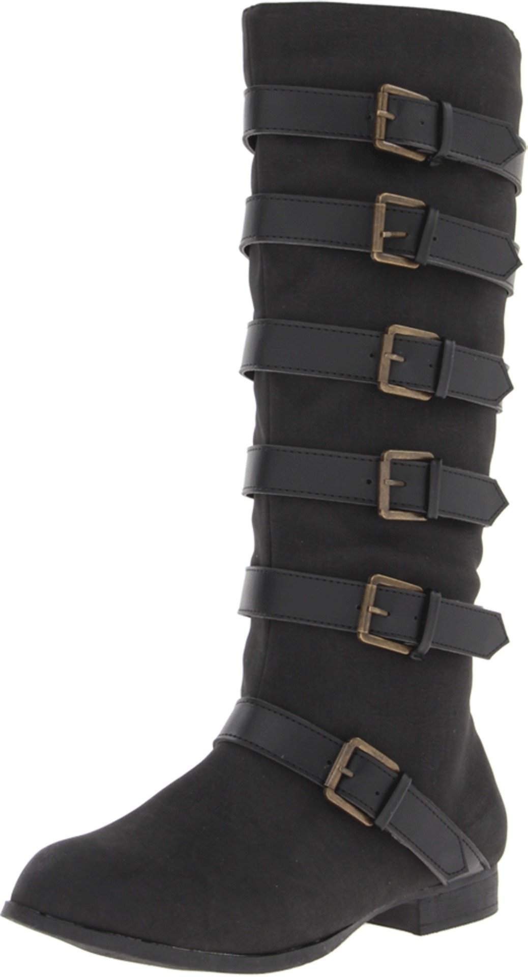 Penny Loves Kenny Women's Krista Riding Boot,Black,7.5 M US