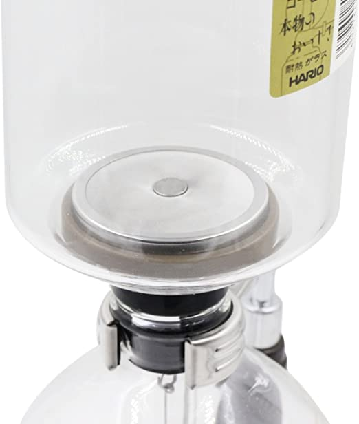 Durchmesser Rostfreier dauerhafter Kaffeefilter für Siphon Kaffeemaschine