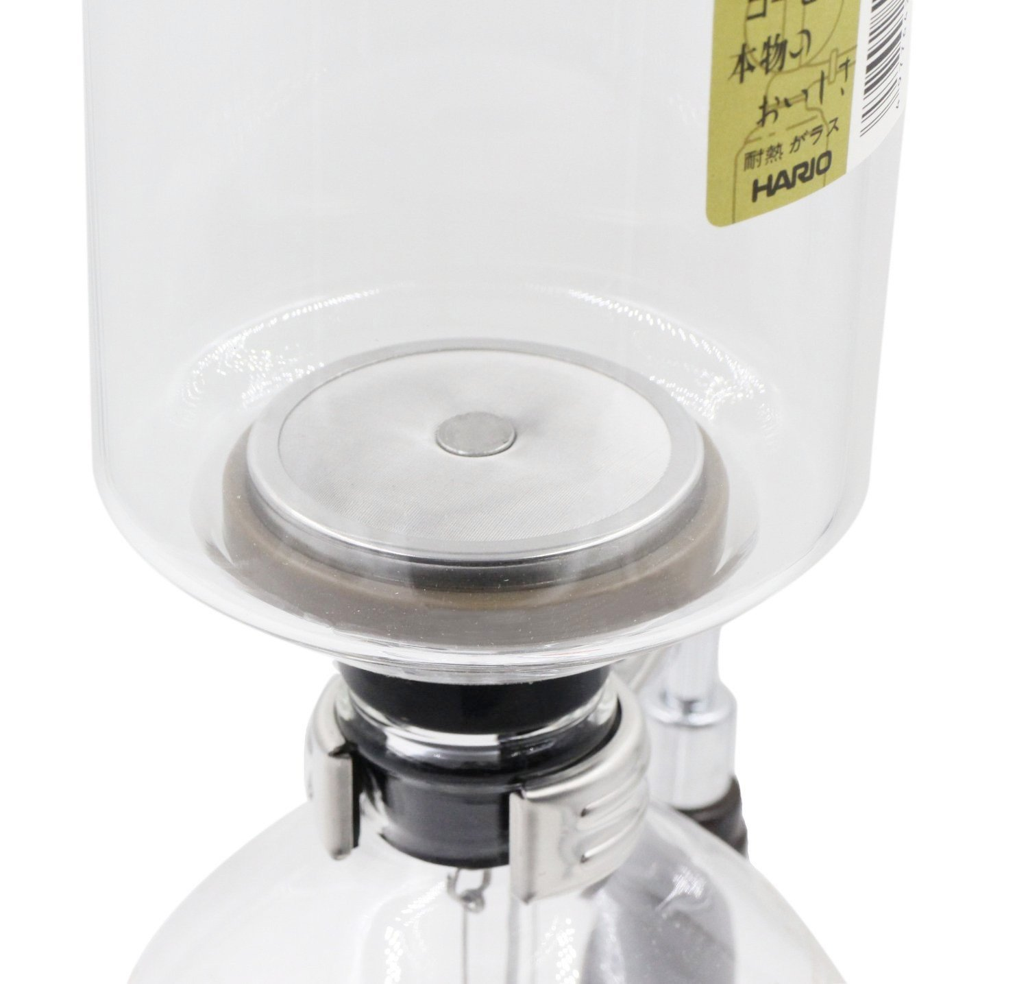 Diguo Permanent Coffee Filter for All Hario Siphon Coffee Maker and Other Syphon Coffee Maker Model: 1889A (Brown)