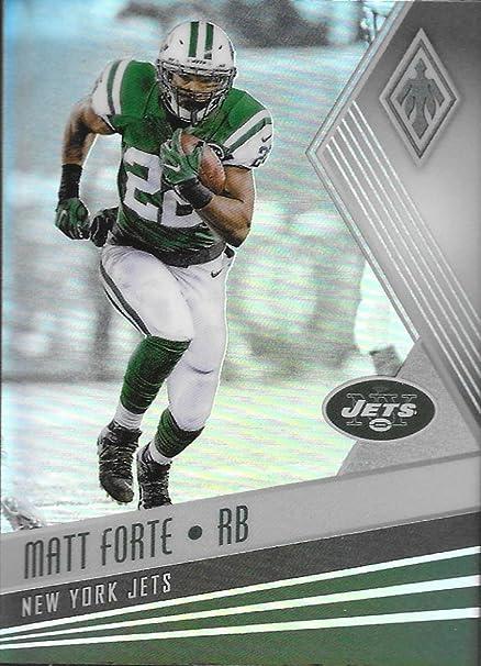 24458487f12 Amazon.com : Football NFL 2017 Phoenix #24 Matt Forte NY Jets : Sports &  Outdoors