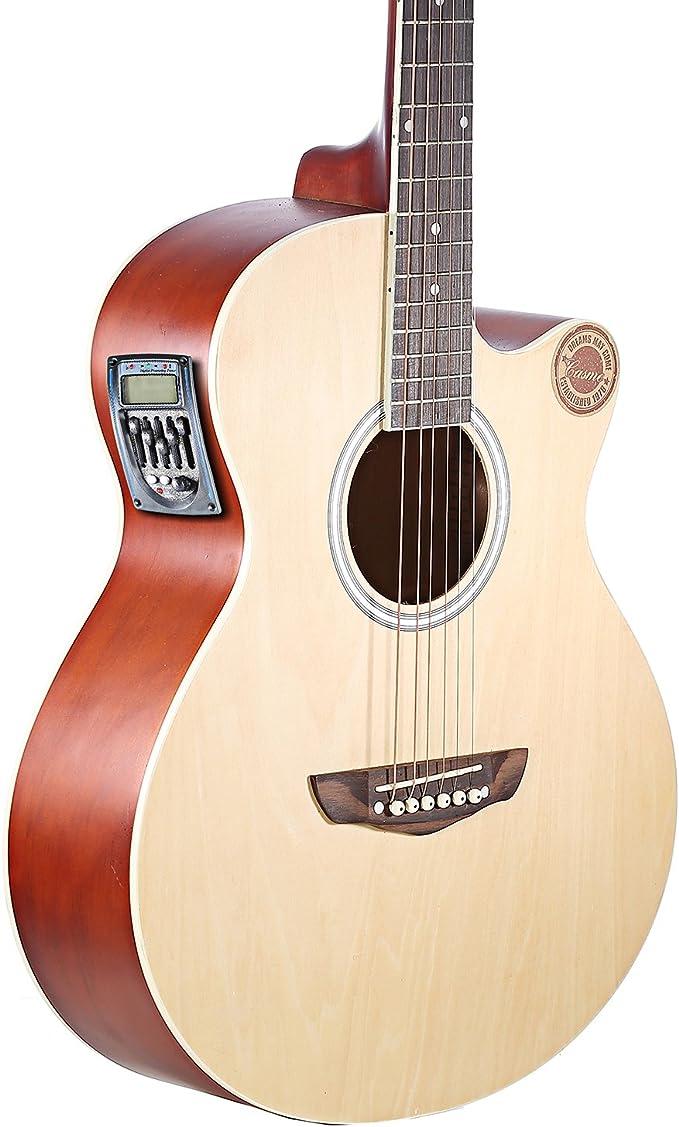 Ecualizador acústico Neewer® de 5 Bandas para Guitarra ...