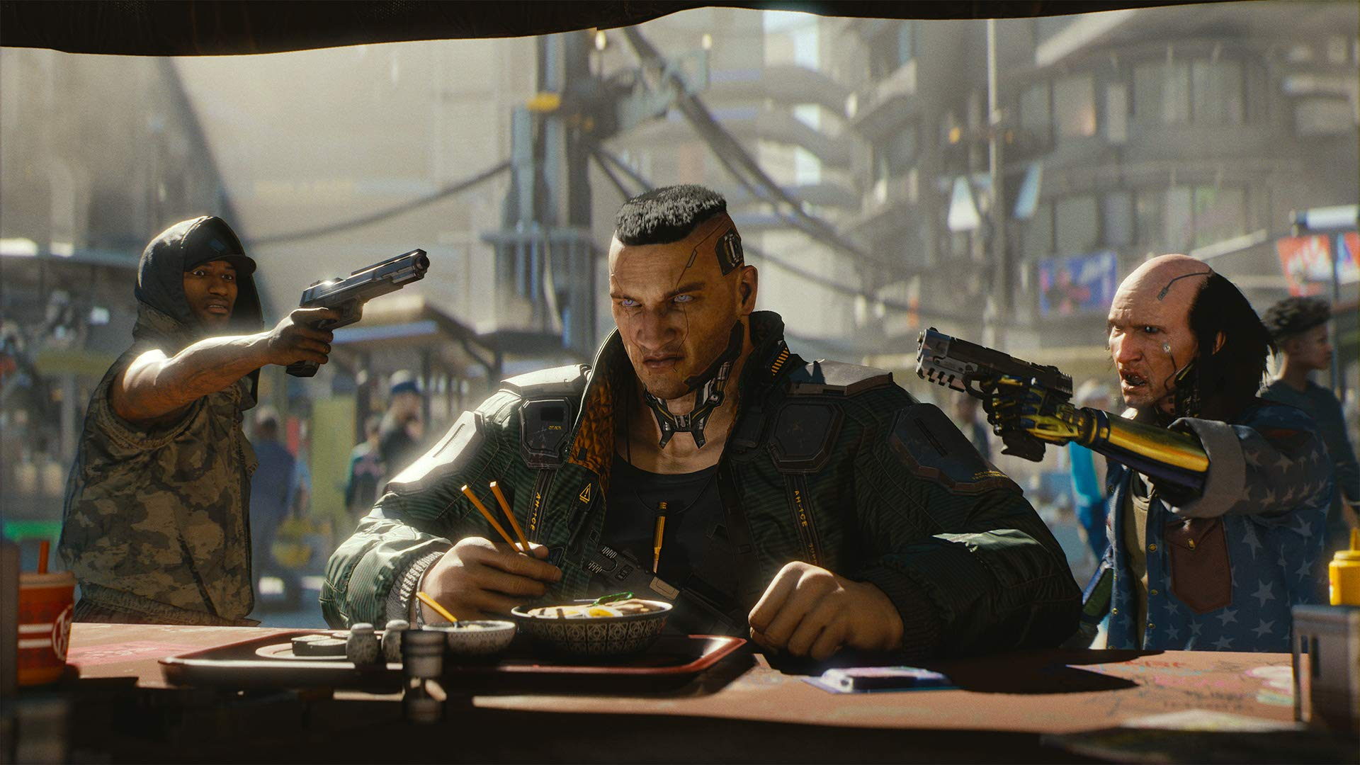 Cyberpunk 2077 - PlayStation 4 by WB Games (Image #3)