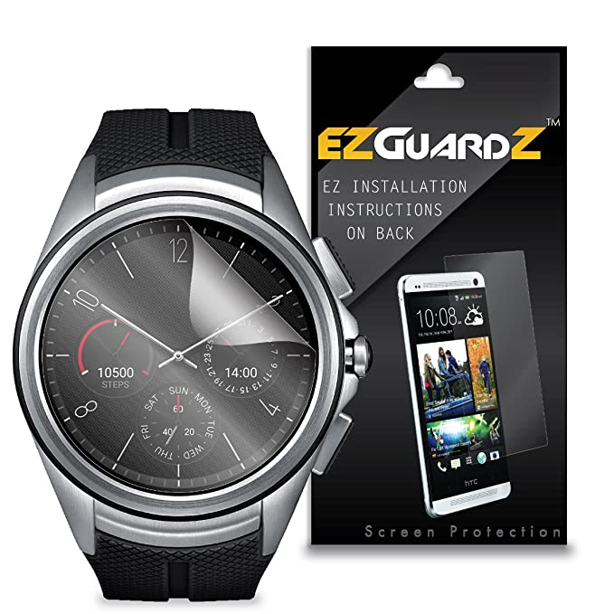 (1-Pack) EZGuardZ Screen Protector for LG Watch Urbane 2nd Edition (Ultra Clear)