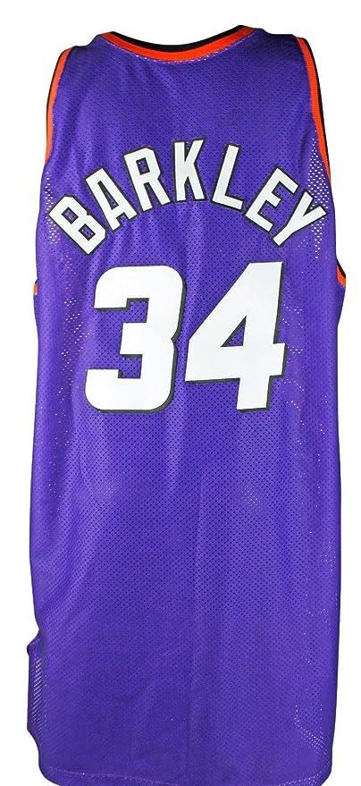 10358584 ... usa suns charles barkley 1993 94 game worn champion size 52 3 length  road jersey e4db2