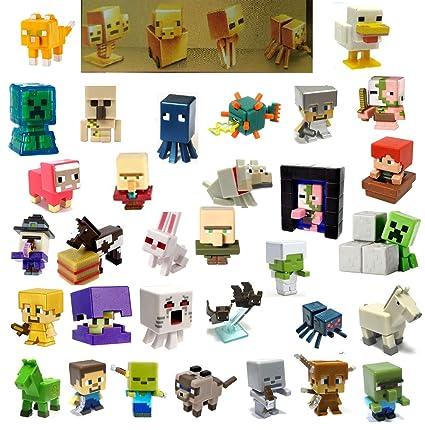 Minecraft Mini-figure Spider Used w//o Original Box