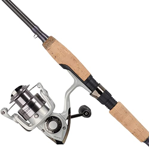 Pflueger Trion Spinning Reel and Fishing Rod Combo