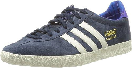 adidas Gazelle Og, Women's Trainers, Blau (LEGINK/ECRU/), 5 UK