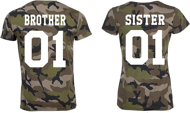 Youth Designz - Camiseta de Camuflaje para Hombre y Mujer ...