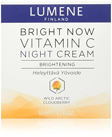 Lumene Bright Now Vitamin C Night Cream 1.7 fl oz