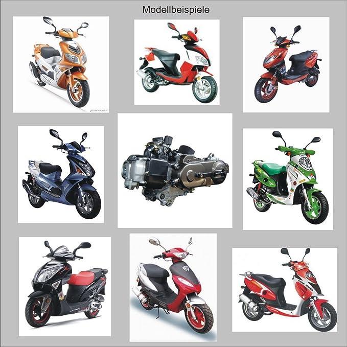Roller-Teile GASZUG GASSEIL BOWDENZUG z.B.für 4-TAKT CHINA ROLLER BAOTIAN REX JINLUN MKS GY6 Auto & Motorrad: Teile