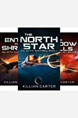 Galactic Sentinel (3 Book Series) Kindle Edition