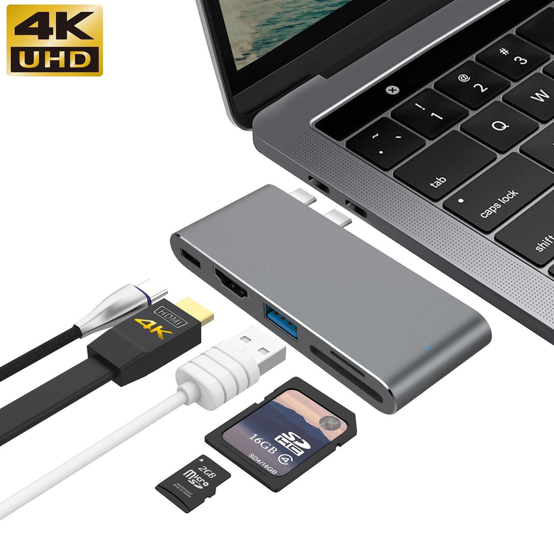 USB C Hub For MacBook Pro 13\
