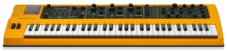 Sledge 2.0 modello in colore giallo vista frontale