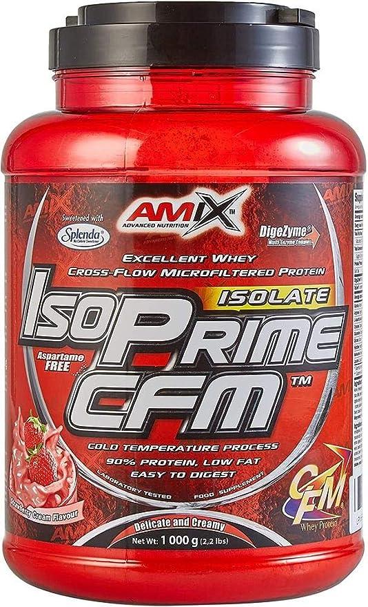 AMIX Isoprime Cfm Isolate 1 Kg Fresa 1 1000 g