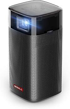 Anker 200-Lumens DLP Portable Wi-Fi Mini Projector