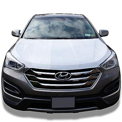 "ArmorDillo Auto Transport Car Paint Protection Film 3 Ply 180 Day UVI (White, 3mil, 36"" x 100ft): Automotive"