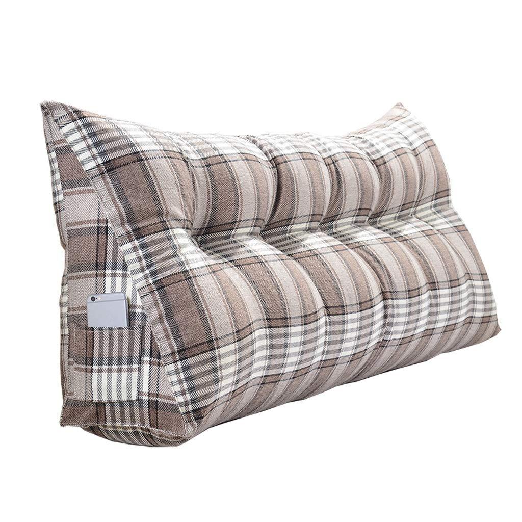 無料配達 頭の三角形のクッション B07RJJ11R5、背部サポート枕二重枕ソファーベッドの洗濯できるくさびの枕 (サイズ さいず さいず : 200cm) B07RJJ11R5 100cm (サイズ 100cm, リンナイスタイル:605c0124 --- classikaplus.ru