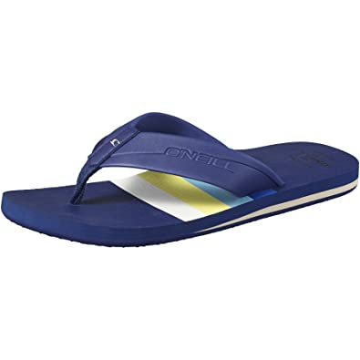 a461e98ed2d34 Amazon.com  Oneill Mens Imprint Pattern Flip Flops  Shoes