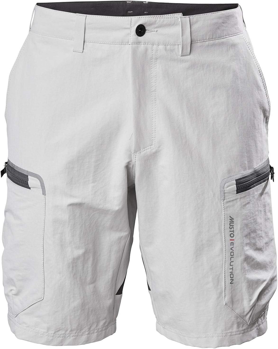 Musto 2020 Evolution Performance UV Shorts 2.0 EMST026-841 Platinum