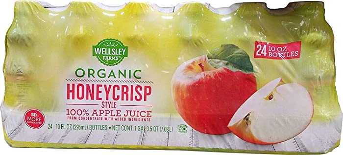 The Best Organic Apple Juice Bottles