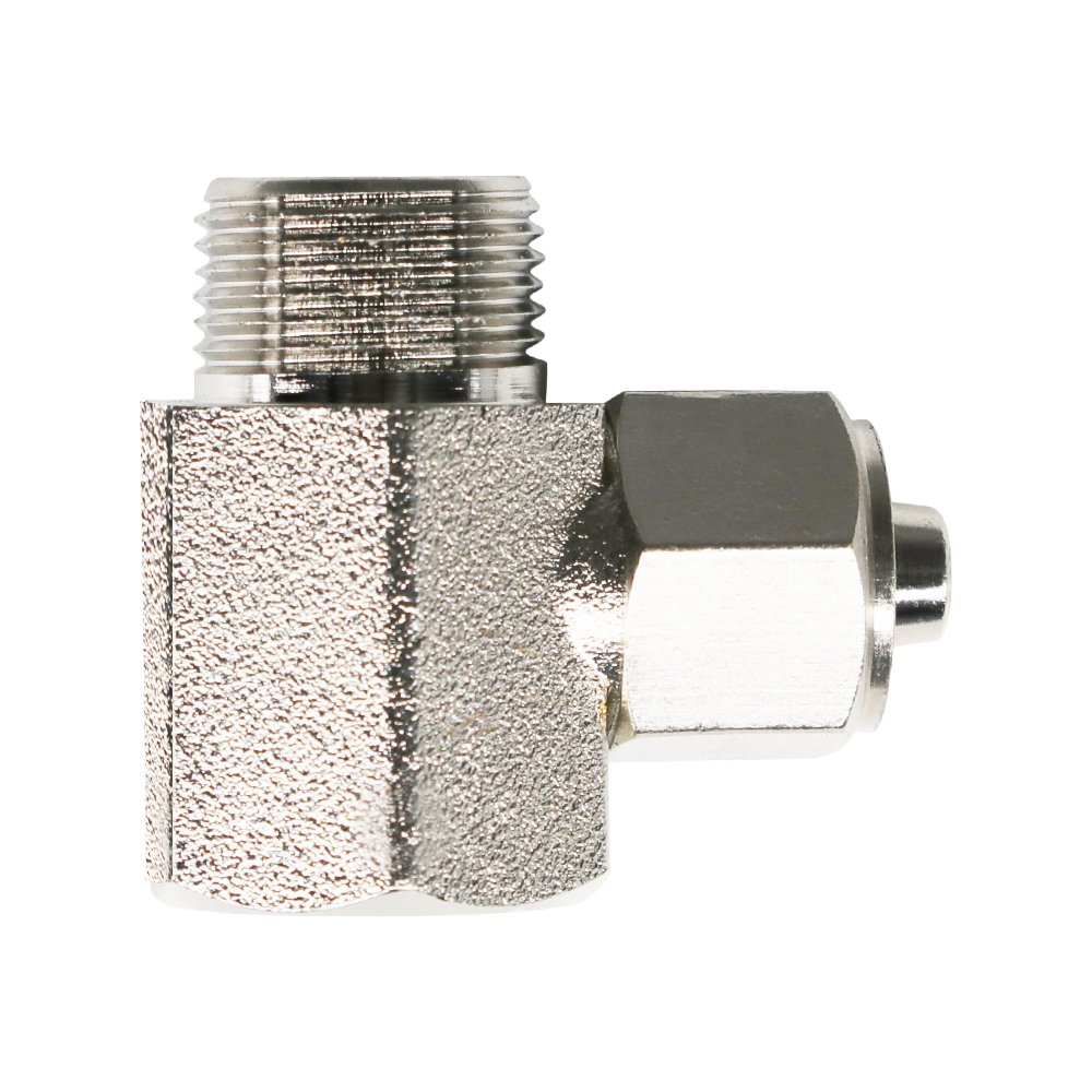 9/16'' Brass Chrome 3-Way T-adapter Valve Diverter for BLENDX Bath Toilet Bidet Sprayer by BLENDX