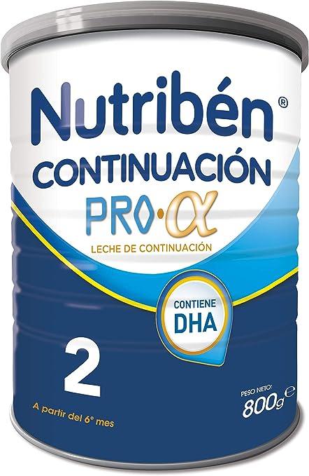 Nutribén Continuación 2 Pro Alfa, 800g, 6+ meses
