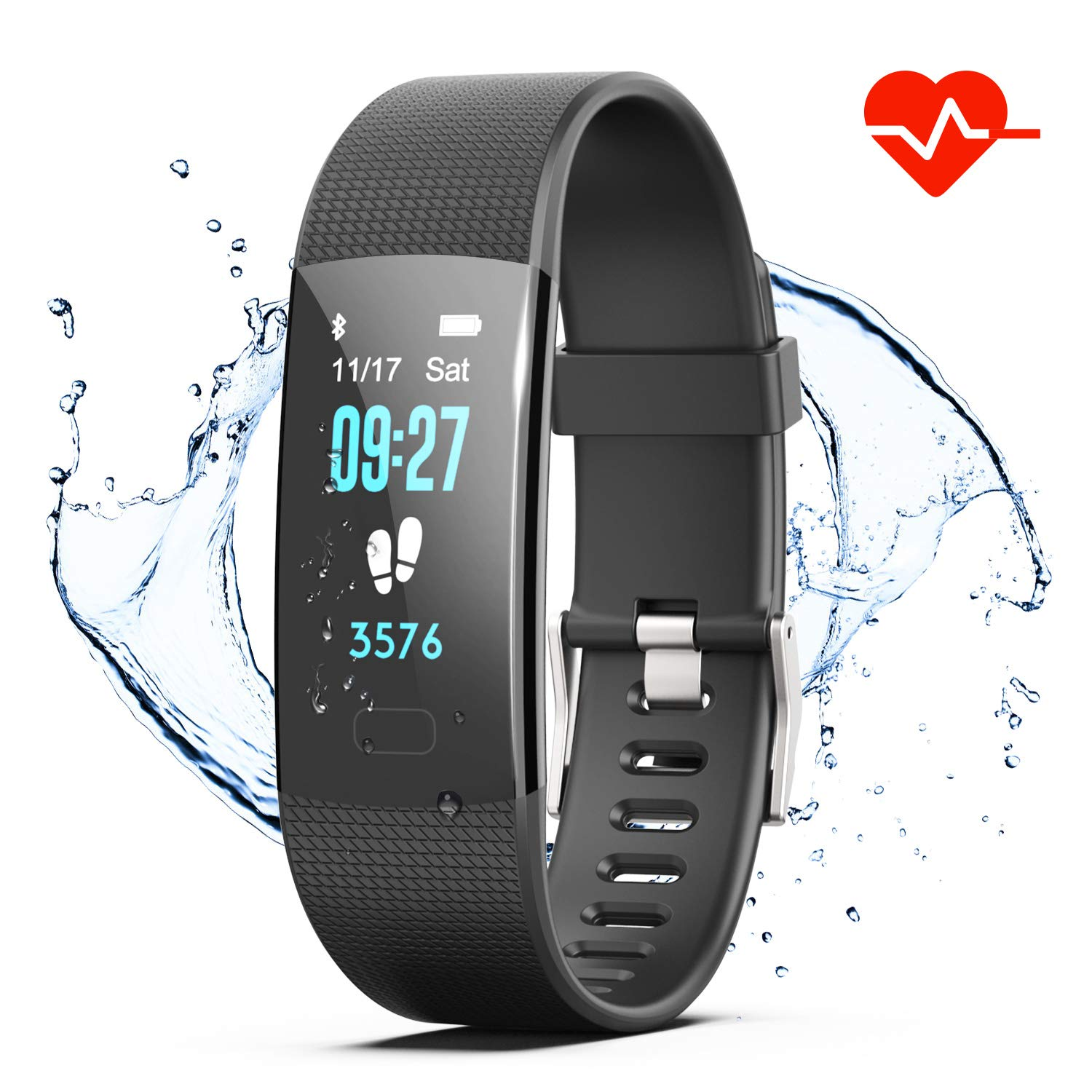 Akuti Waterproof Fitness Tracker