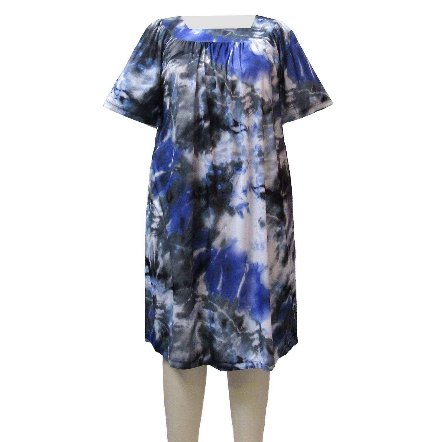 A Personal Touch Eclipse Womens Plus Size Lounging Dress