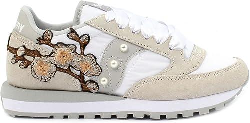 filato In movimento Email  Sneaker Saucony Custom Jazz Original S2044396C1 Wht/Gry Taglia 38 - Colore  Bianco: Amazon.it: Scarpe e borse