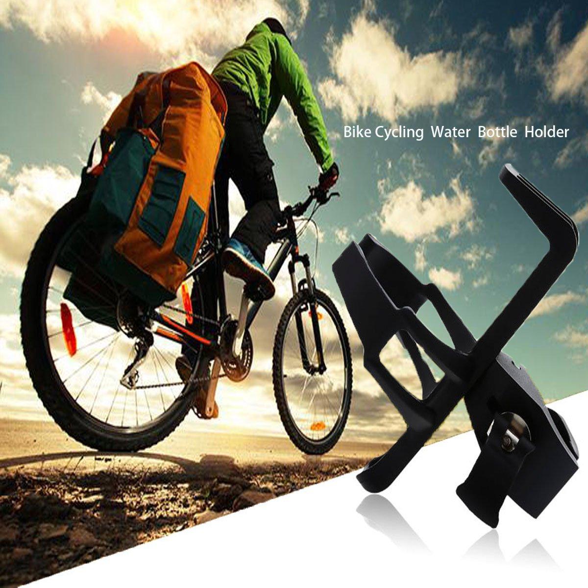 0d9ec3b0ba5 Amazon.com   Antia Teck Bike Bottle Motorcycle Beverage Holder - Bike Water  Bottle Cup Holder - Rubber Pad Beverage Holder - Quick Install   Sports    ...