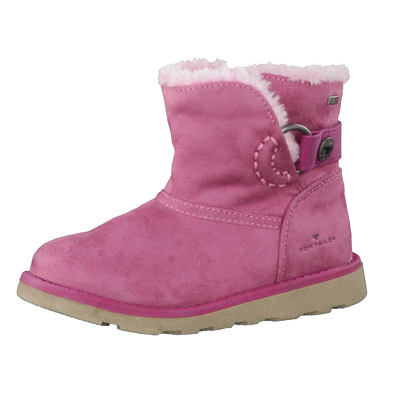 best authentic cf847 ee6da 28 TOM TAILOR für Mädchen Schuhe gefütterte Steifelette mit ...