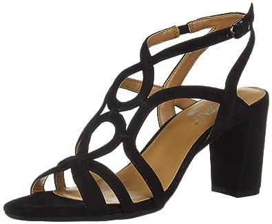 ba2f625c323a9 Amazon.com | Aerosoles Women's Early Bird Heeled Sandal | Heeled Sandals