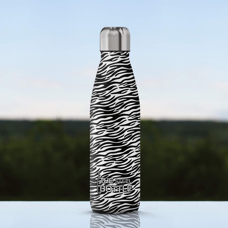 Zebra M The Steel Bottle Thermoflaschen