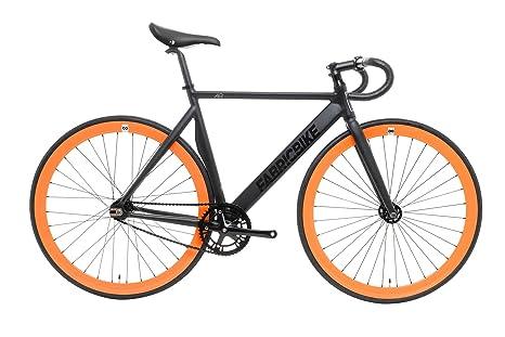 Fabricbike Air Bicicletta A Scatto Fisso Ruota Libera Senza