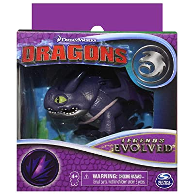 """Rumbling Gutbuster How to Train Your Dragon Legends Evolved 2"""" Figure: Toys & Games"""