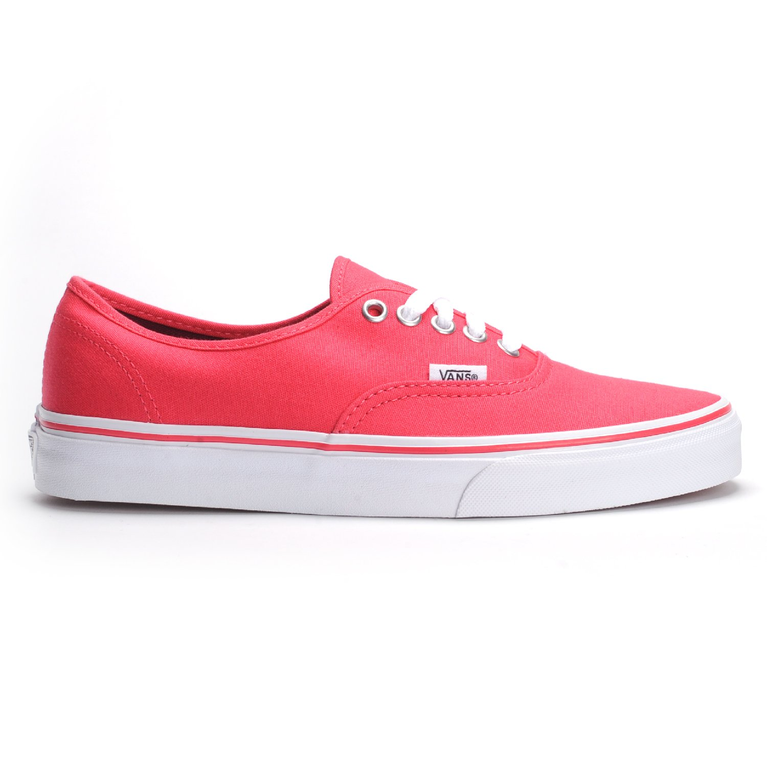 Amazon.com | Vans Authentic (Teaberry/True White) Women's Shoes-5.5 | Shoes