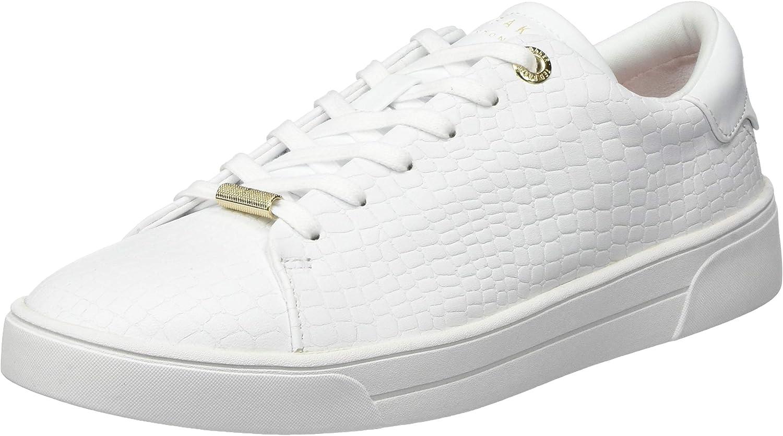 Ted Baker Zenno Womens Sneakers White