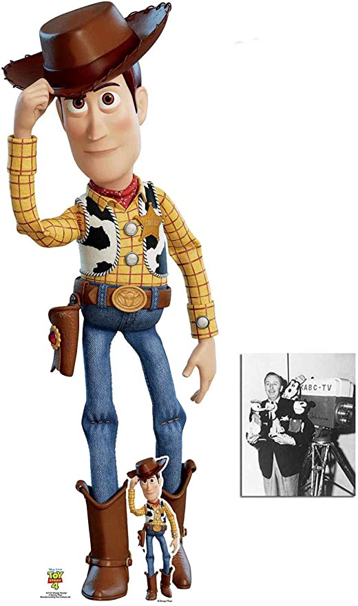 Amazon Com Woody Tipping Cowboy Hat Official Toy Story 4