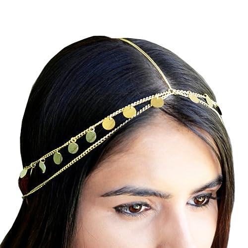 Eternity Amor Damen Haarschmuck Braut Hochzeit Haar Band Haar Zubehör für Frauen Mädchen-EA0005G