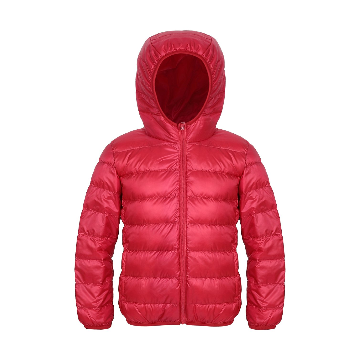Seeduck Kids Powder Lite Puffer Packable Down Jackets